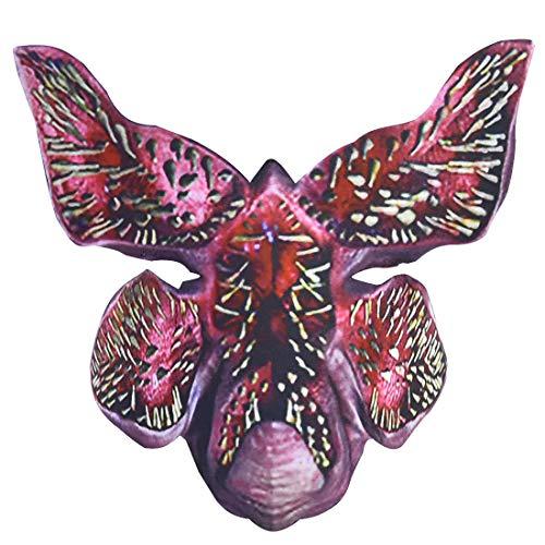 Kostüm Das Fremde Maske - QYS Kinder Erwachsene Demogorgon Kostüm Body Staffel 3 Halloween Cosplay Zentai Overall mit Maske,Mask1,160cm