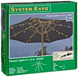 System Expo 484-37 Parasol Lights Start