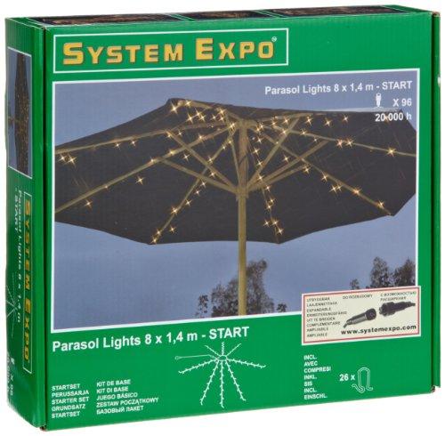 System Expo 484-37 Parasol Lights Start