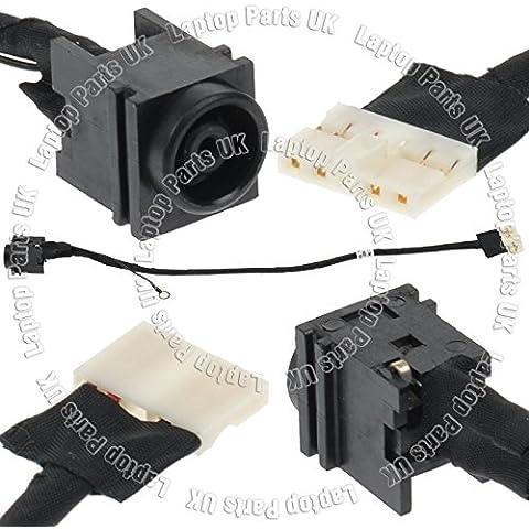 SONY Vaio VPCEL series DC Power Jack, Conector de Alimentación, Enchufe, Conector de puerto con el cable p/n: Z50_HR 50.4MQ04.102