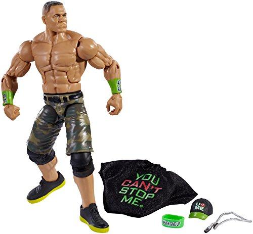 WWE Elite Series 34 Action Figure - John Cena