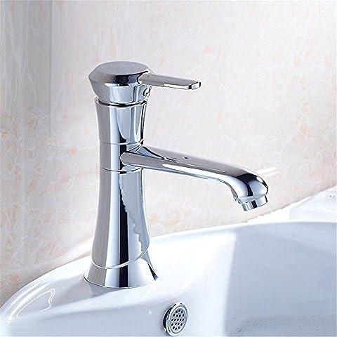 modylee Elegante semplicità Ming installato calda e fredda bagno con bidet Quartetto rame rubinetto rubinetto
