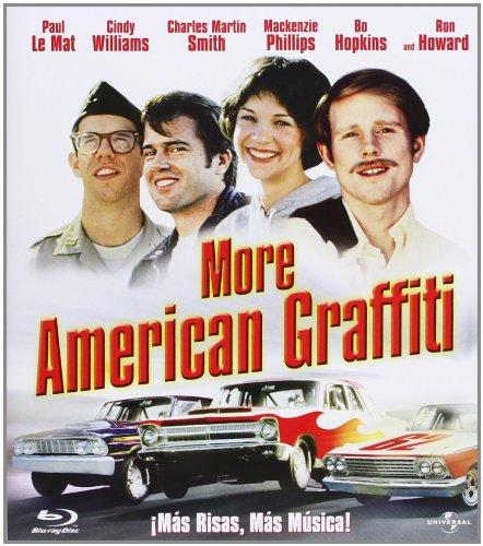 More American Graffiti (Blu-Ray) (Import) (2012) Lemat, Paul; Williams, Cind