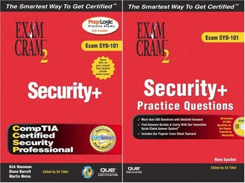 The Ultimate Security+ Certification Exam Cram 2 Study Kit (Exam SYO-101) por Sarah Lyman Kravits