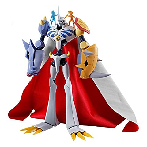 Bandai Tamashii Nations S.H. Figurants Omegamon Action Figure by Bandai