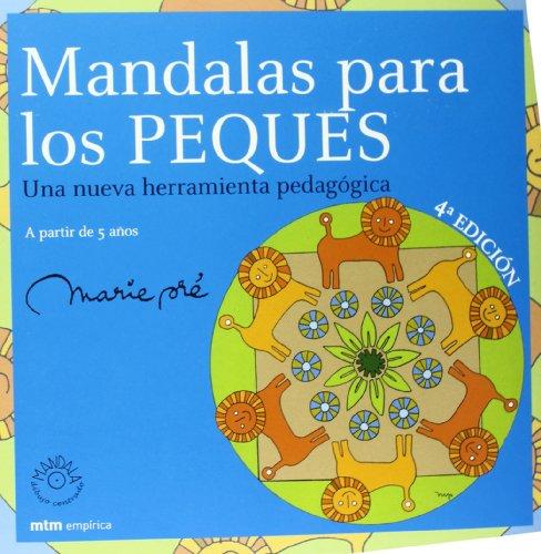 Mandalas para los peques (Mandalas (mtm)) por Marie Pré