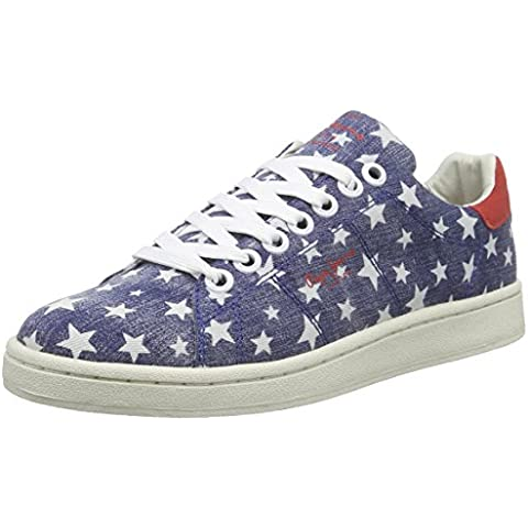 Pepe Jeans CLUB STARS - Zapatillas Mujer