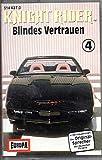 KNIGHT RIDER (David Hasselhoff) Hörspiel Kassette MC # 4: Blindes Vertrauen!
