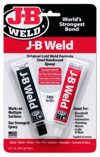 j b Weld epossidica