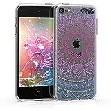 kwmobile Funda para Apple iPod Touch 6G / 7G (6. und 7.Generation) - Carcasa de TPU para móvil y...