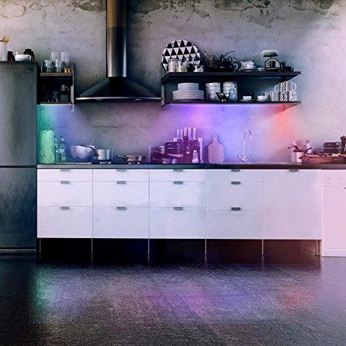 LIFX Z Erweiterung für LED-Lichtbandeinsatz Mehrfarbig, dimmbar, kein Hub erforderlich, funktioniert mit Amazon Alexa, Apple HomeKit und Google Assistant - 13