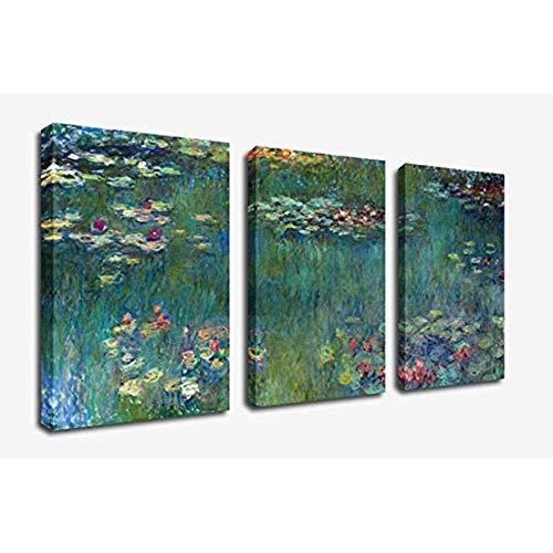 Shisky Ölgemälde,Wandgemälde Botanische landschaftsölgemälde Leben Hostel Zimmer dekorative Zeichnung Kern (Keine Grenze)