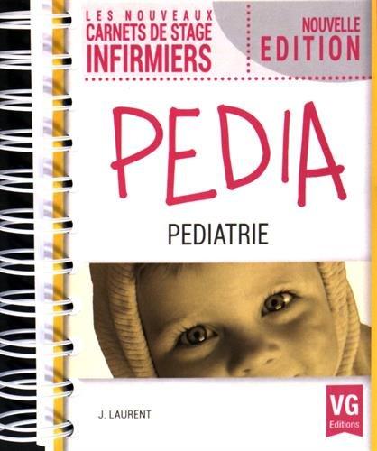 Nouveaux carnets de stage infirmiers pediatrie.-