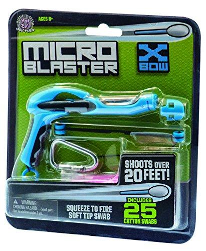 Cheatwell Games 43029 Micro Blaster Q-Tip Croce Bow