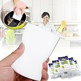 Nano Magic Eraser spugna spazzola di pulizia per tutte le superfici resistenti alle macchie Cleaner 6-strati