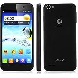 JIAYU G4 - 4,7 pouces HD IPS Retina écran Android 4.2 SmartPhone 1.2GHz Quad Core RAM 1G 13MP caméra Gyroscope Gorilla Glass noir