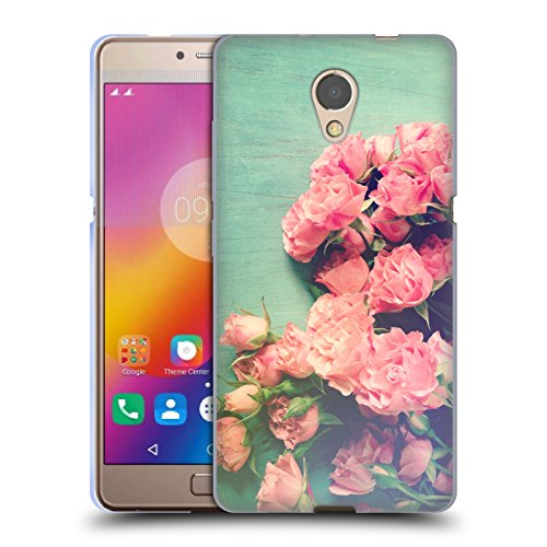 official-olivia-joy-stclaire-pink-roses-on-the-table-soft-gel-case-for-lenovo-p2