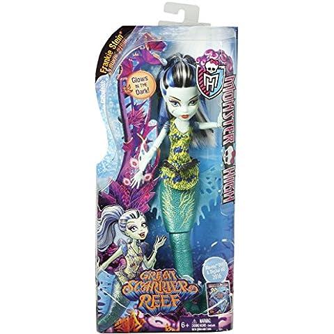Monster High - Frankie, monstruitas la mar de saladas (Mattel DHB55)