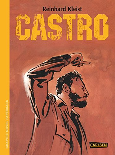 Graphic Novel Paperback: Castro
