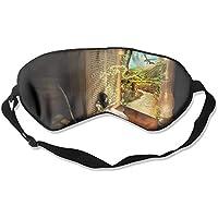 Comfortable Sleep Eyes Masks Book Secrets Pattern Sleeping Mask For Travelling, Night Noon Nap, Mediation Or Yoga preisvergleich bei billige-tabletten.eu