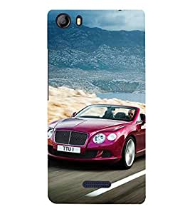 ifasho Designer Back Case Cover for Micromax Canvas 5 E481 (York Travel Internet Business)