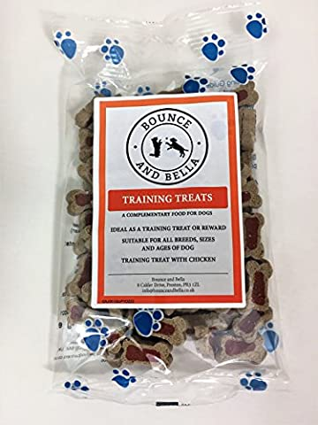 Bounce and Bella Training Treats for Dogs