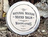 Natural Beards Bart Balm von Natural Bart–Natur Leave In Bart Conditioner für Herren.