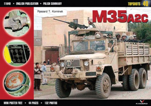 M35 A2c (Topshots) (Model Paint Kit Militär)