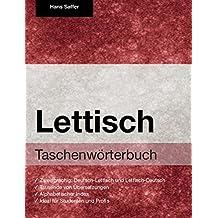 Taschenwörterbuch Lettisch