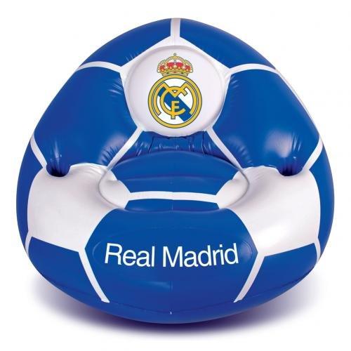 Real Madrid FC. Aufblasbarer Stuhl