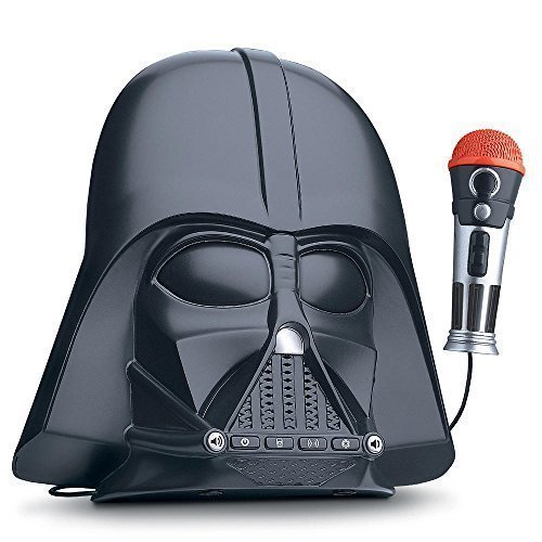 Star Wars Darth Vader cambio de voz BoomBox