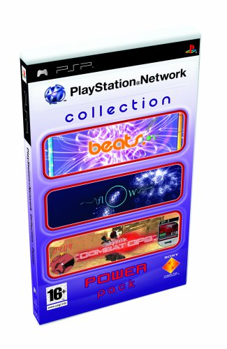 Price comparison product image PlayStation Network: Beats / Flow / Syphon Filter: Combat Ops [Power Pack Collection]