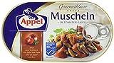 Produkt-Bild: Appel Muscheln in Tomaten-Sauce, MSC zertifiziert, 100 g