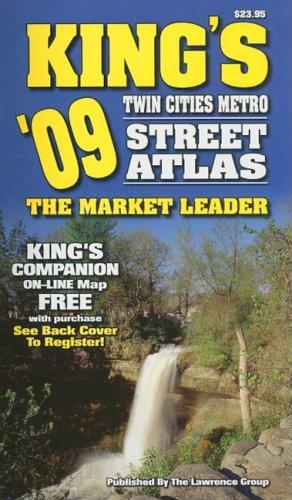 King's Twin Cities Metro Street Atlas (King's Street Atlas)