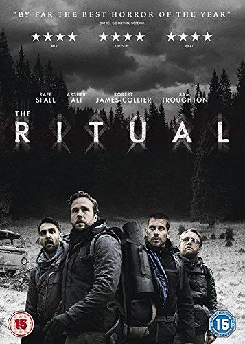 The Ritual [DVD] [2017]