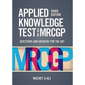 Applied Knowledge Test for the MRCGP, third edition