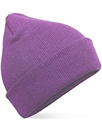 3d982d90579 Amazon.co.uk  Purple - Skullies   Beanies   Hats   Caps  Clothing
