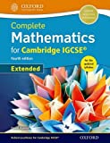 Complete Mathematics for Cambridge IGCSE® Student Book (Extended) (Cie Igcse Complete)