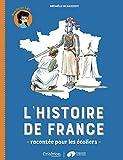 L'histoire de France racontée pour les écoliers - Mon livret CM1