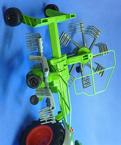 RC Auto kaufen Traktor Bild 6: RC Traktor FENDT 1050 SCHWADER-Anhänger in XL Länge 70cm