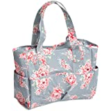Hobbygift Groves Exclusif Print Collection Craft Sac, PVC, Beautiful, Bloom