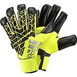 adidas Erwachsene Torwarthandschuhe ACE Trans Fingertip Black/Semi solar Yellow, 11.5