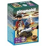 Playmobil Redcoat Kanone Vorsitzender 5141 4 Jahre +