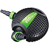 Jebao Teichpumpe Eco ATP18000 Liter Pumpe ECO-Technologie 17500 l/h 230V