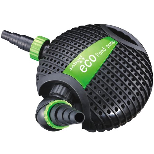 Jebao Teichpumpe Eco ATP10000 Liter Pumpe ECO-Technologie 10000 l/h