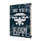 Do You Even Lift? Apple iPad Air 1 SnapOn Hard Plastic Tablet Protective Housse Etui Case Cover