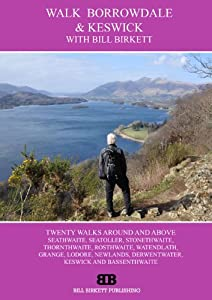 Walk Borrowdale & Keswick with Bill Birkett