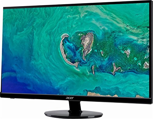 Acer 27 inch (68.58 cm) LED Monitor - 1920 X 1080 Resolution - S271HL H (Black)