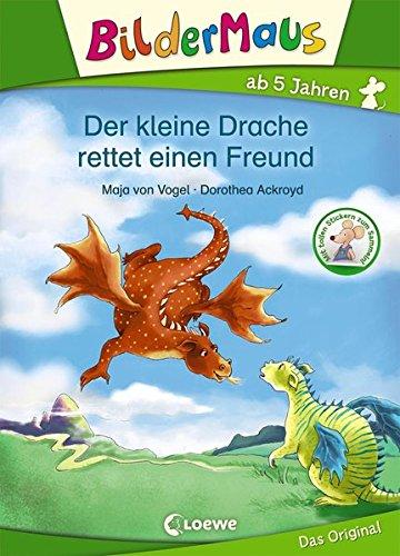 Preisvergleich Produktbild Bildermaus - Der kleine Drache rettet einen Freund