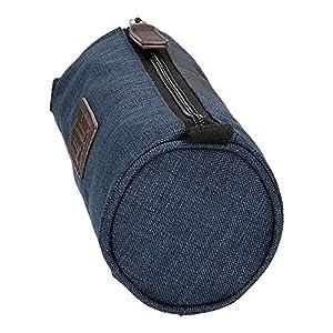 51RgkELXdLL. SS300  - Pepe-Jeans-Worn-73-Neceser-de-Viaje-186-Litros-Color-Azul